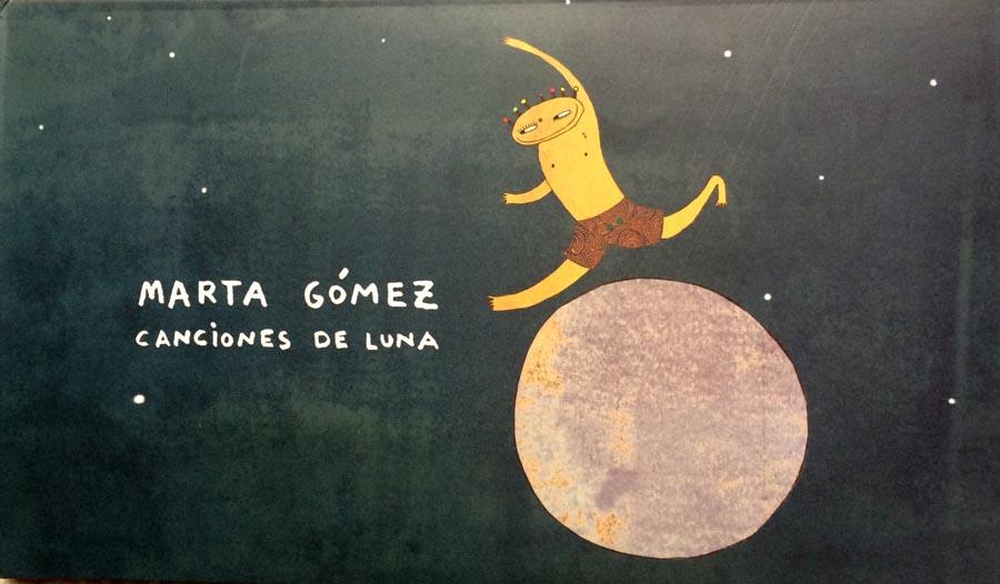 Canciones de Luna (Marta Gómez) Grabación, mezcla y mastering.