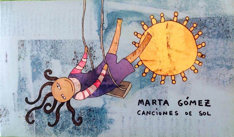 Canciones de Sol (Marta Gómez) Mezcla y mastering.
