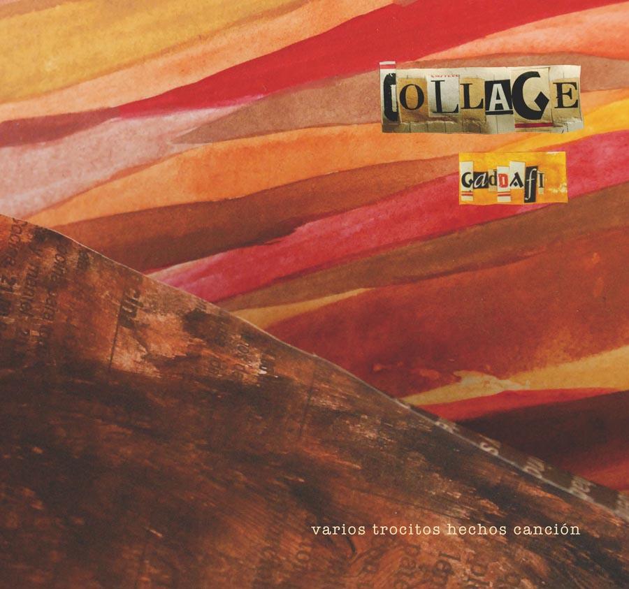 Collage (Gaddafi Núñez) Grabación y producción musical