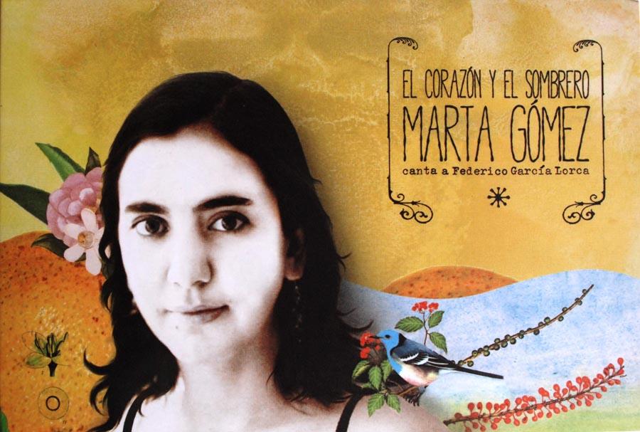 El Corazón y el sombrero (Marta Gómez) Grabación coros Arbolé.
