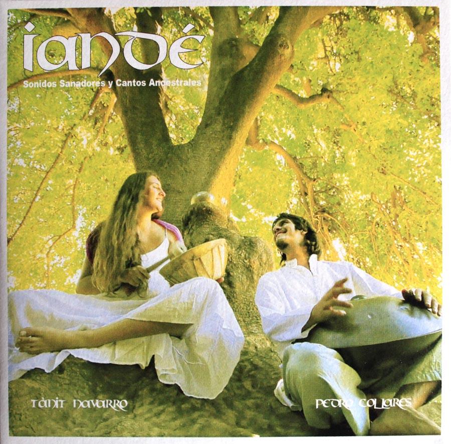 Iandé (Tanit Navarro y Pedro Collares) Grabación, mezcla y mastering.