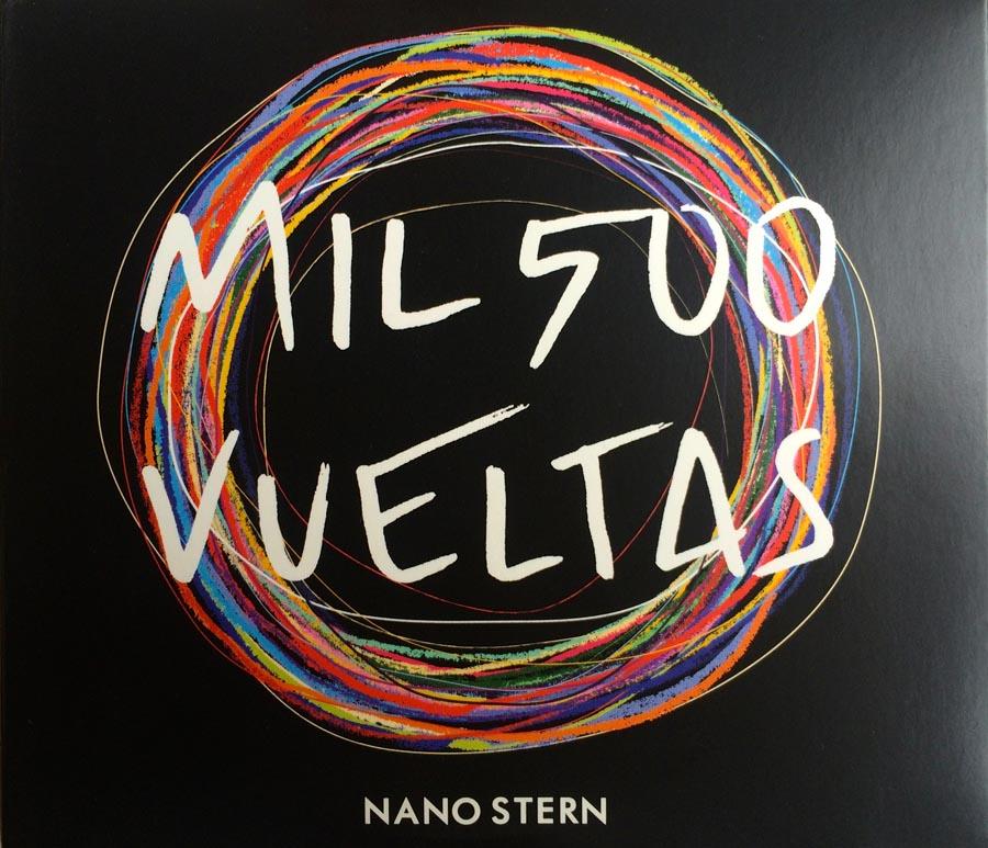 Mil 500 vueltas (Nano Stern) Grabación voz Marta Gómez, canción Festejo de color