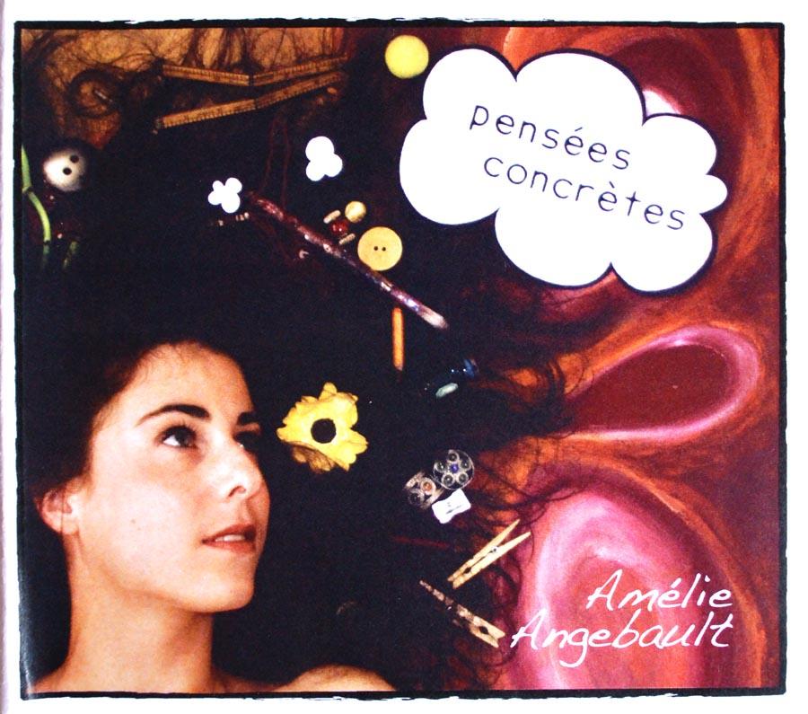 Pensées Concrètes (Amelie Angebault) Grabación, mezcla y mastering.
