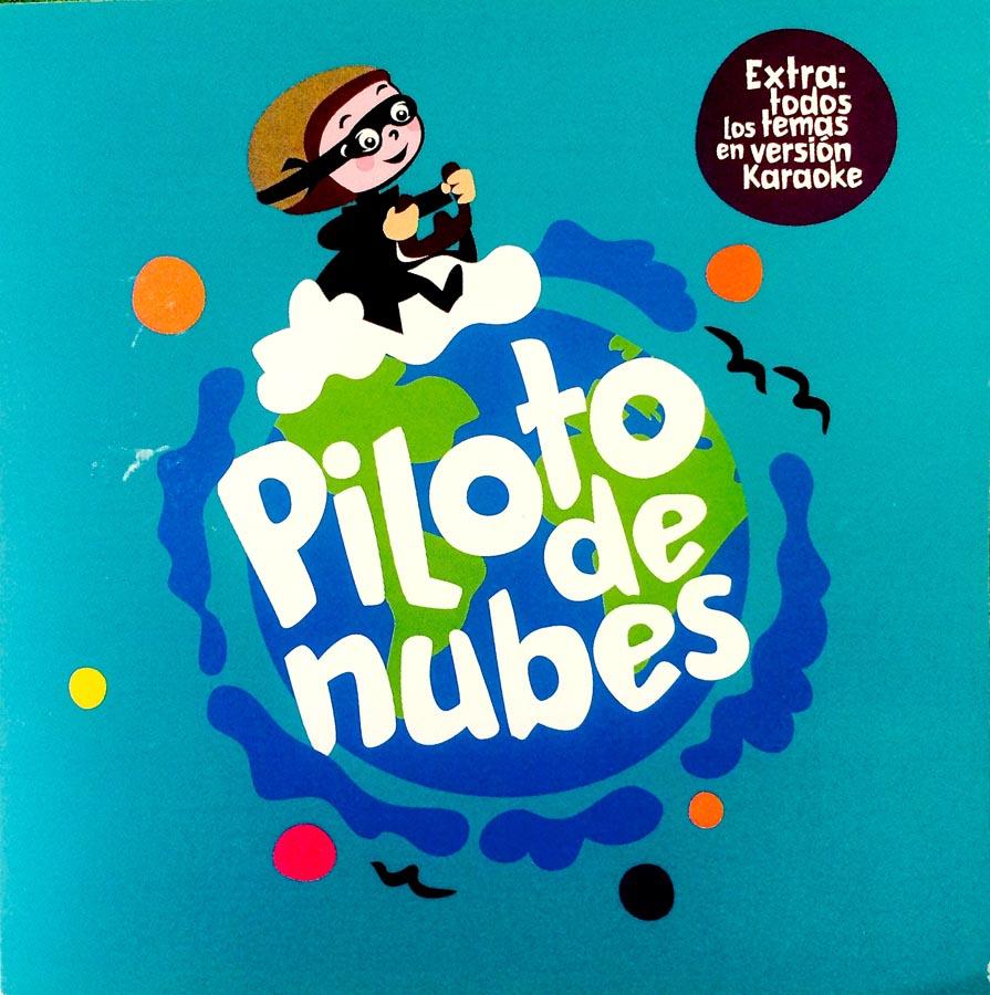 Piloto de Nubes - Grabación algunas voces, vientos y percusiones.
