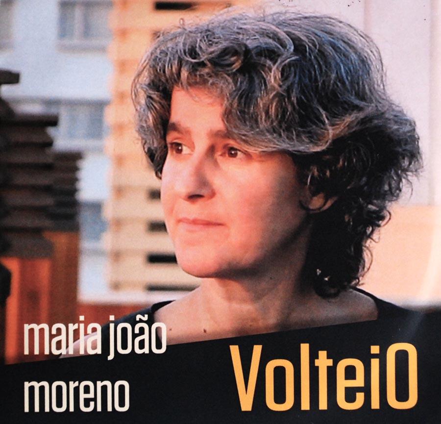 Volteio (Maria Joao Moreno) Grabación, mezcla y mastering.