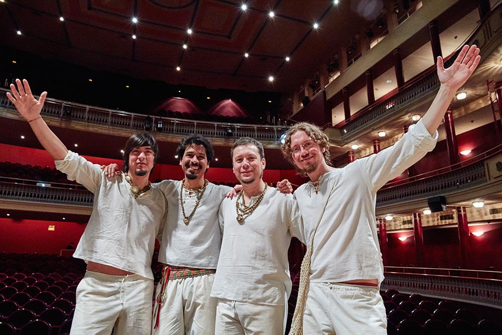 Gira Sakapatú: Un viaje por la música Andina