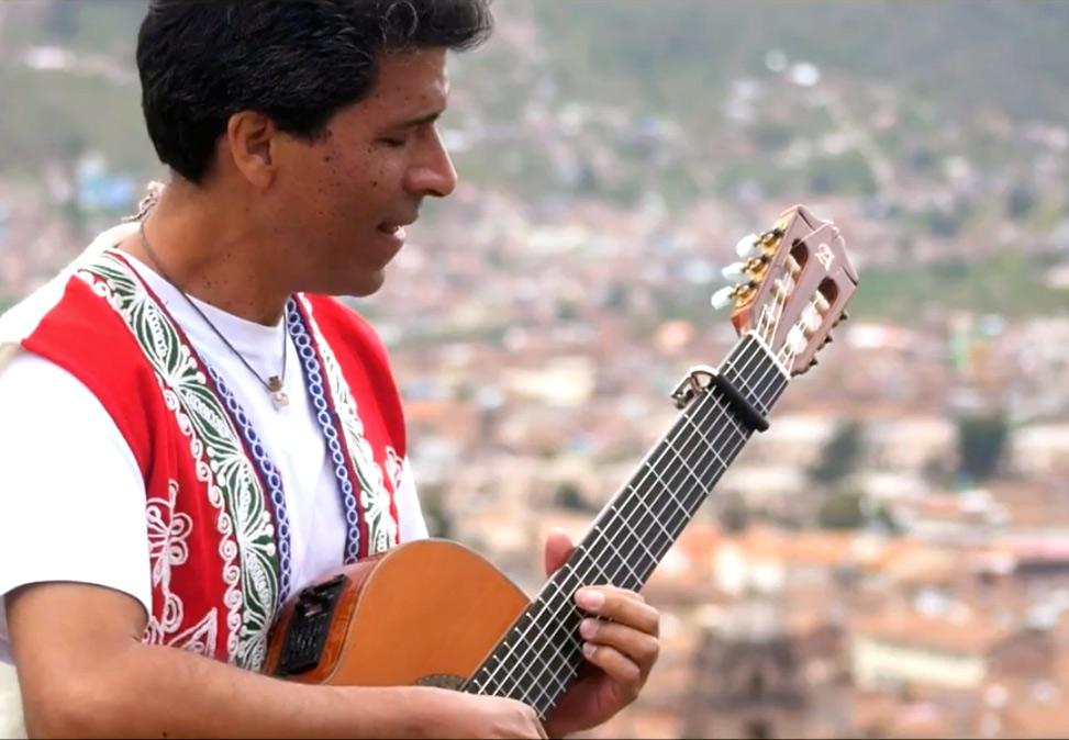 Gaddafi Nuñez – Nuevo Disco 2019