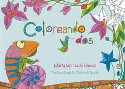 Coloreando 2 - Marta Gómez
